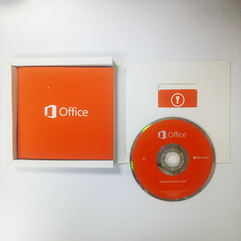 32 / 64 Bit Office 2016 Retail Box Professional Plus Package 100% Activation Online Globally